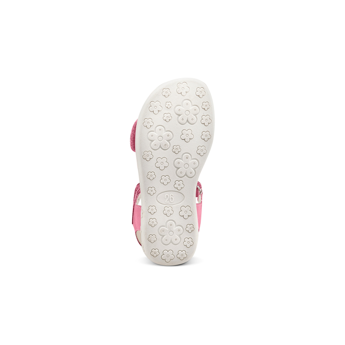 Childrens shoes mini-b, Rouge, 261-5144 - 19