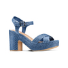 Women's shoes bata-rl, Bleu, 769-9328 - 13