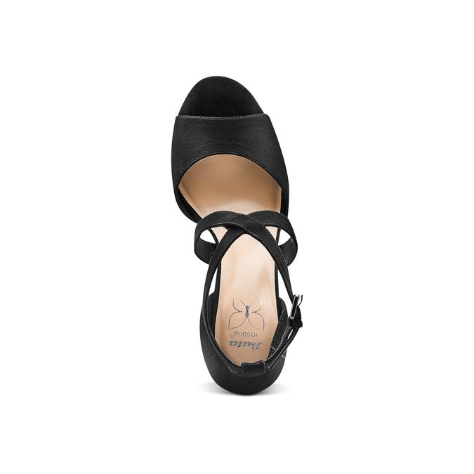 Women's shoes insolia, Noir, 769-6263 - 17