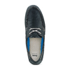 Men's shoes bata, Bleu, 856-9149 - 17