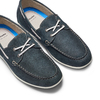 Men's shoes bata, Bleu, 856-9149 - 26