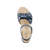 Women's shoes bata-touch-me, Bleu, 664-9302 - 17