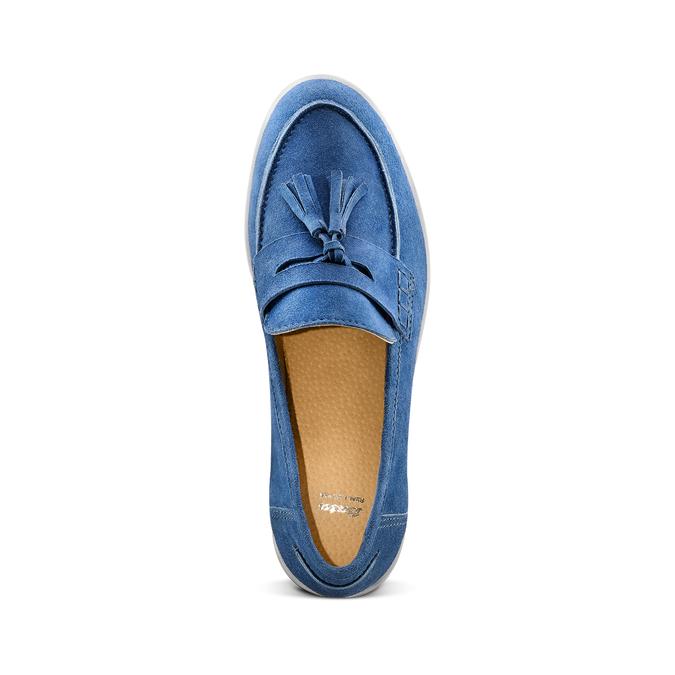 Women's shoes bata, Violet, 513-9182 - 17