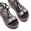 BATA Chaussures Femme bata, Blanc, 661-1286 - 26