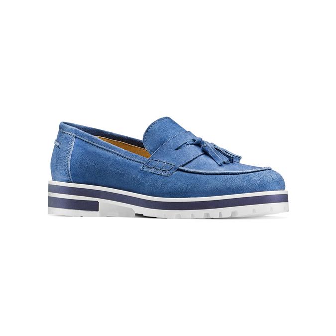 Women's shoes bata, Violet, 513-9182 - 13