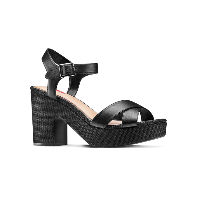 Women's shoes, Noir, 769-6328 - 13