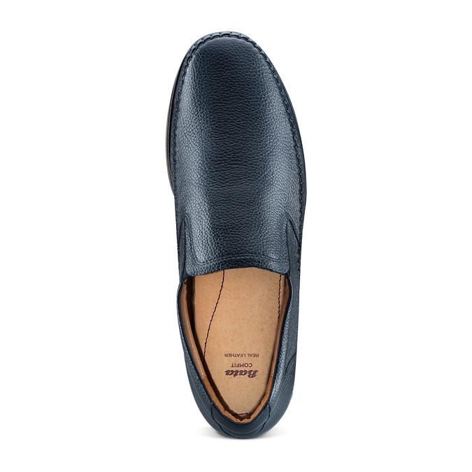 Men's shoes comfit, Bleu, 854-9118 - 17