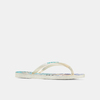 Childrens shoes havaianas, Blanc, 372-1229 - 13