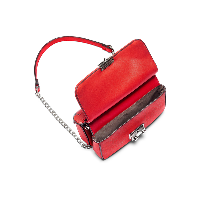 Bag bata, Rouge, 961-5277 - 16