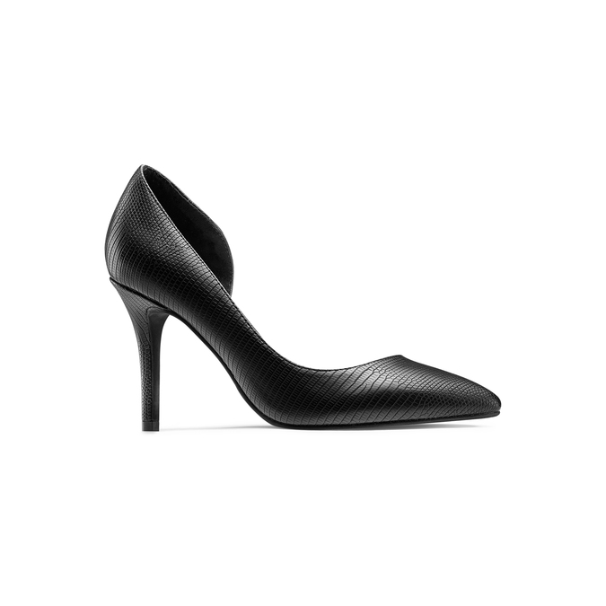 Women's shoes bata-rl, Noir, 721-6302 - 13