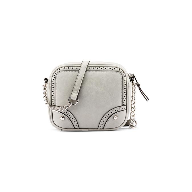Bag bata, Blanc, 961-2248 - 26