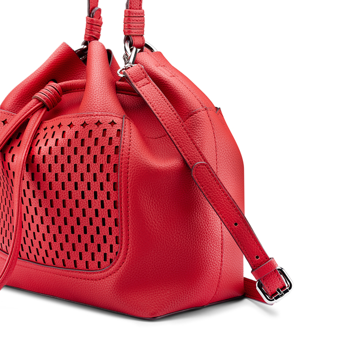 Bag bata, Rouge, 961-5298 - 15