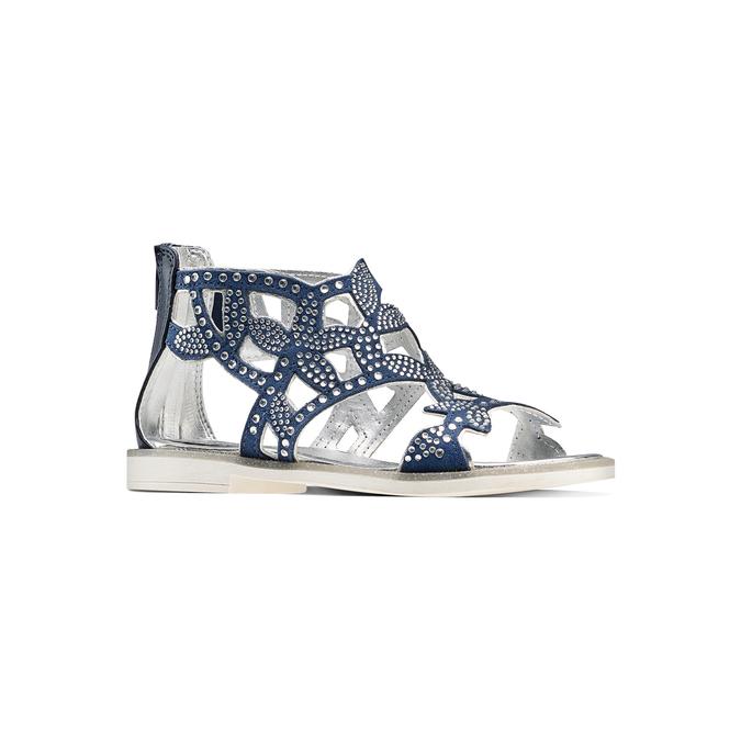 Childrens shoes mini-b, Violet, 363-9247 - 13