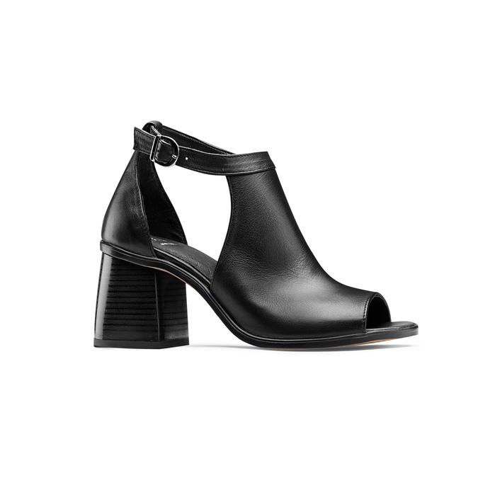 BATA Chaussures Femme bata, Noir, 724-6297 - 13