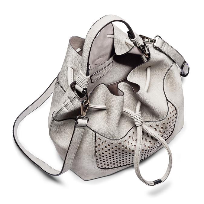 Bag bata, Gris, 961-2298 - 16