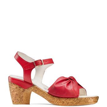Women's shoes bata-touch-me, multi couleur, 664-0302 - 13