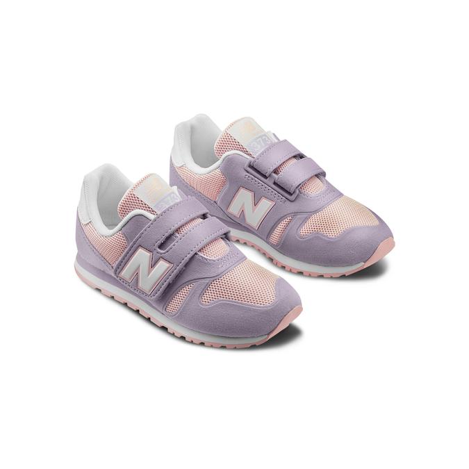 Childrens shoes new-balance, Bleu, 309-9900 - 16