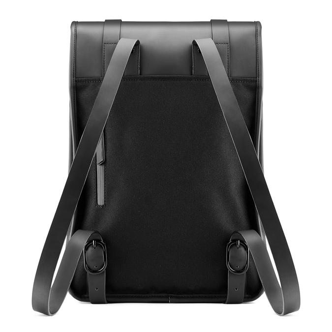 Backpack bata, Noir, 969-6239 - 26