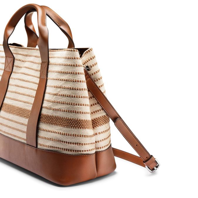 Bag bata, Beige, 969-1307 - 15