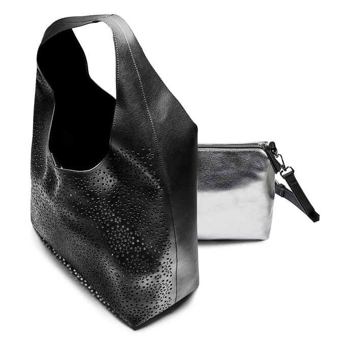 Bag bata, Noir, 961-6270 - 17