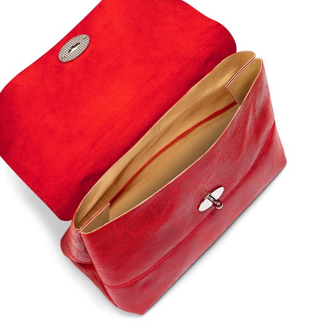 Bag bata, Rouge, 964-5356 - 16