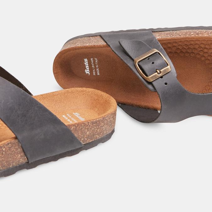 BATA Chaussures Homme bata, Noir, 866-6239 - 17