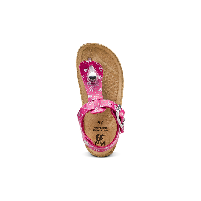 Childrens shoes mini-b, Rouge, 261-5212 - 17