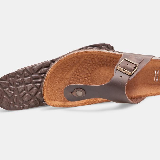 BATA Chaussures Homme bata, Brun, 866-4239 - 15