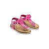Childrens shoes mini-b, Rouge, 261-5212 - 16