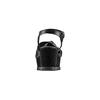 Women's shoes bata, Noir, 764-6271 - 15