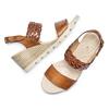 BATA TOUCH ME Chaussures Femme bata-touch-me, Brun, 764-3309 - 26
