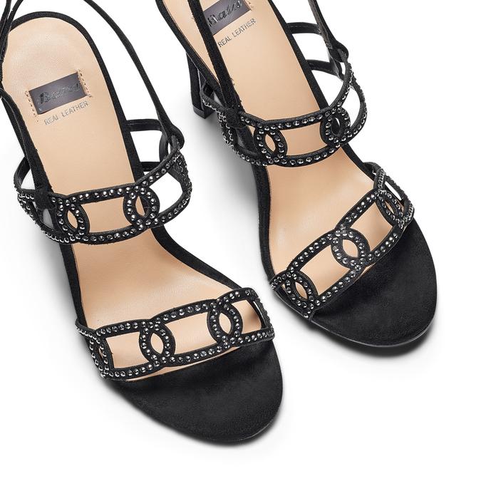 Women's shoes bata, Noir, 769-6327 - 26