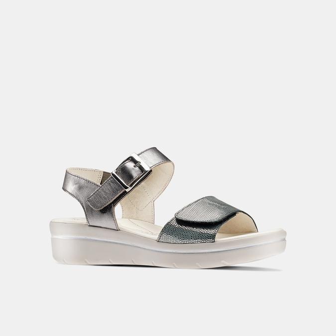 BATA TOUCH ME Chaussures Femme bata-touch-me, Gris, 564-2354 - 13