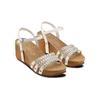 Women's shoes bata, Blanc, 669-1359 - 16