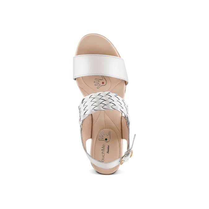BATA TOUCH ME Chaussures Femme bata-touch-me, Blanc, 764-1309 - 17