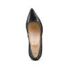 Women's shoes bata, Noir, 721-6167 - 17