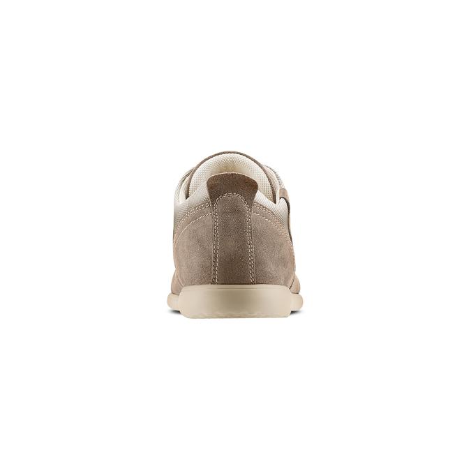 Men's shoes bata, Jaune, 833-8133 - 15