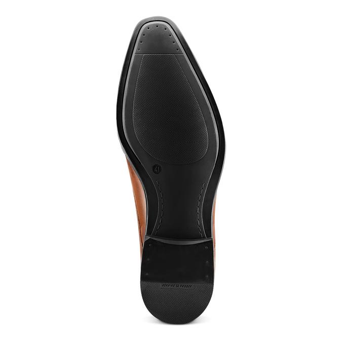Men's shoes bata, Brun, 824-3164 - 19