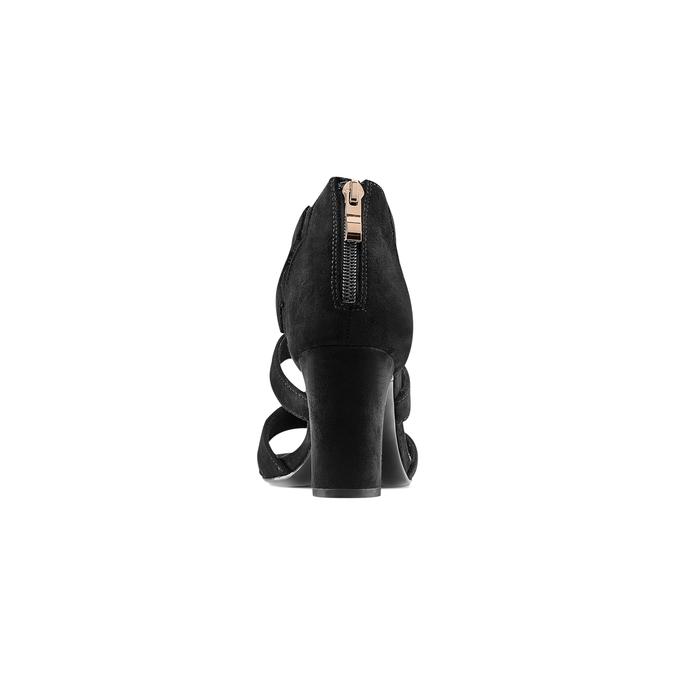 Women's shoes insolia, Noir, 729-6165 - 15