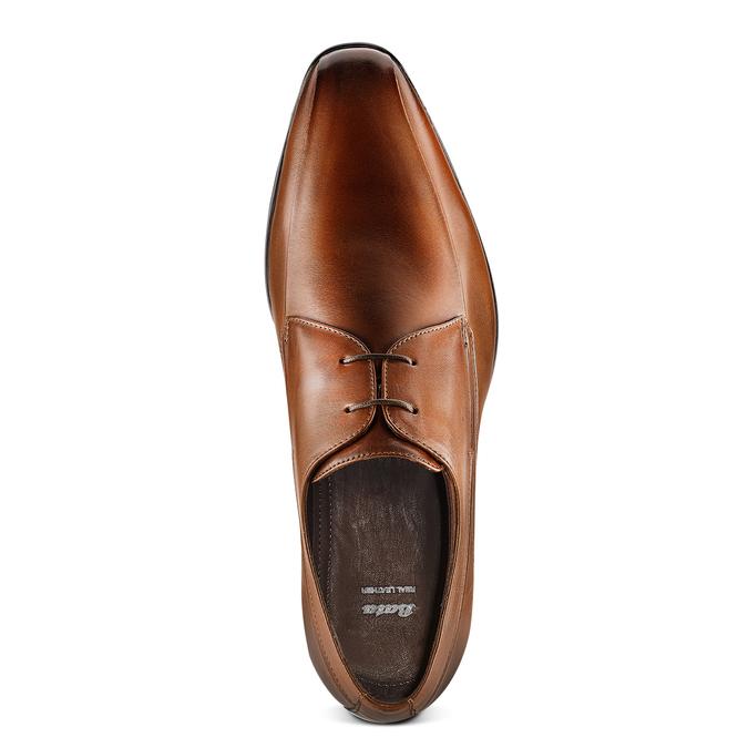 Men's shoes bata, Brun, 824-3164 - 17