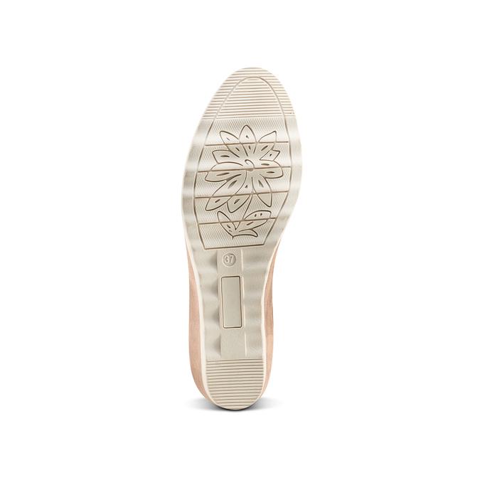 Women's shoes bata, Rouge, 629-5145 - 19