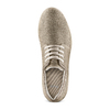Men's shoes bata, Gris, 843-2134 - 17
