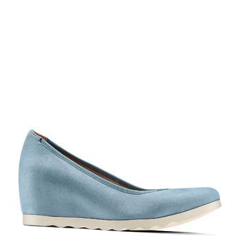 Women's shoes bata, Violet, 629-9145 - 13
