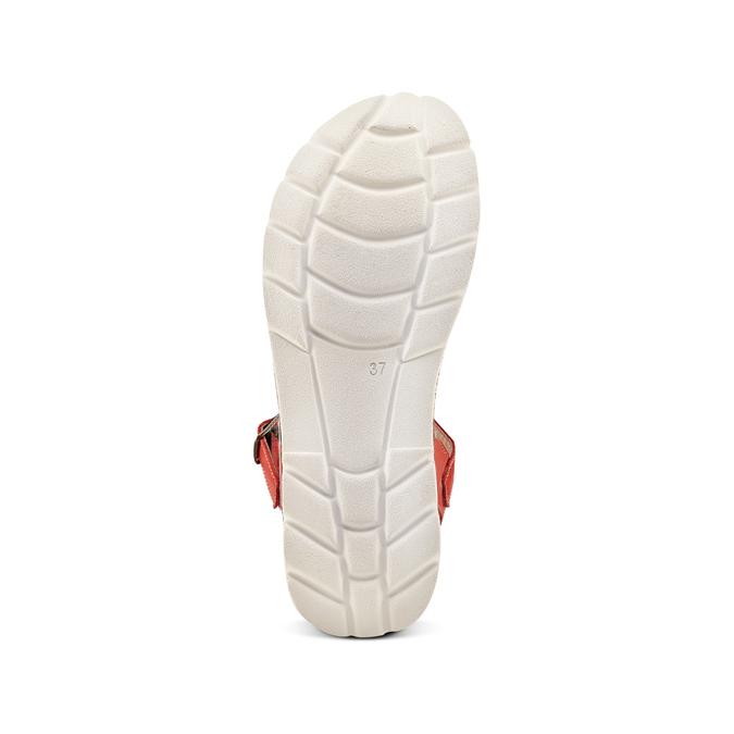 Women's shoes bata, Rouge, 564-5125 - 19