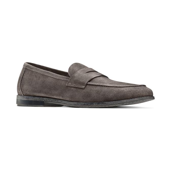 Men's shoes bata, Brun, 853-2129 - 13