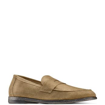 Men's shoes bata, Brun, 853-8129 - 13