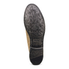 Men's shoes bata, Jaune, 853-8129 - 19