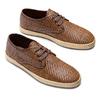 Men's shoes bata, Brun, 851-4211 - 26