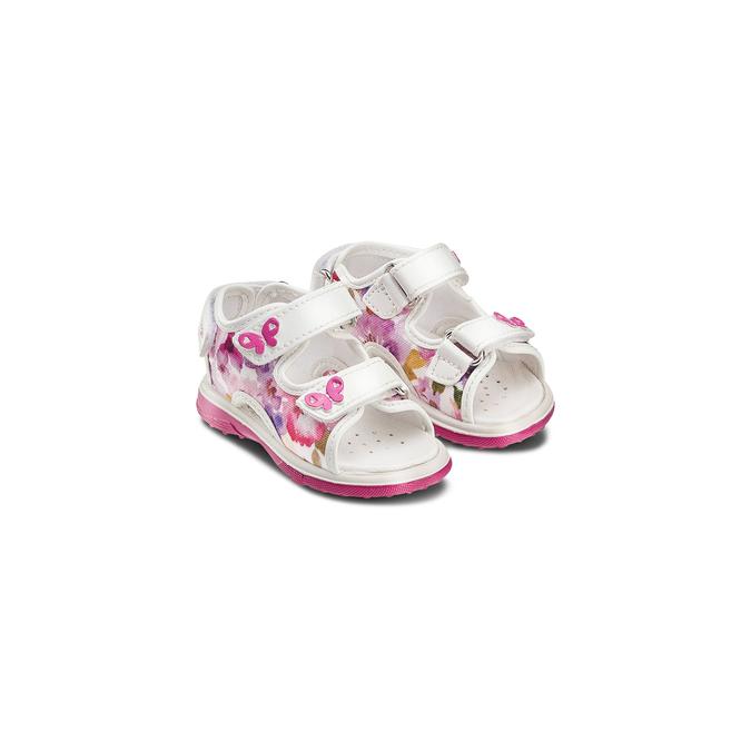 Childrens shoes primigi, Blanc, 169-1125 - 16