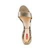 Women's shoes, Jaune, 761-8334 - 17